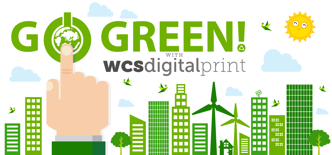 Eco-friendly printers in London WC1